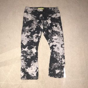 NWOT Andrew Marx athletic pants cropped XS